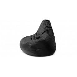 Кресло-мешок Рокси L Black